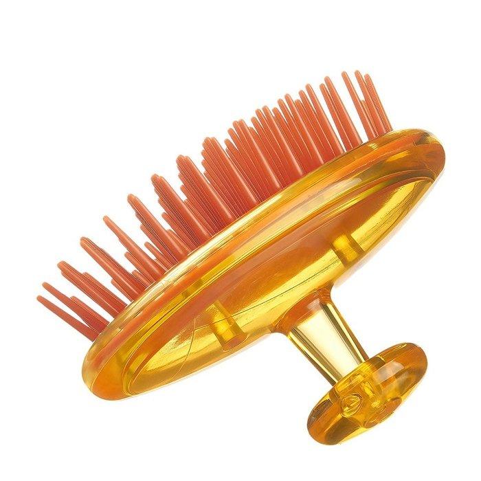 Массажёр для кожи головы Vess Honey Shampoo Brush