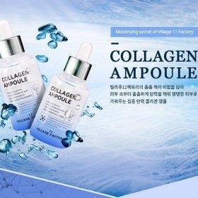 Ампульная сыворотка Village 11 Factory Collagen Ampoule