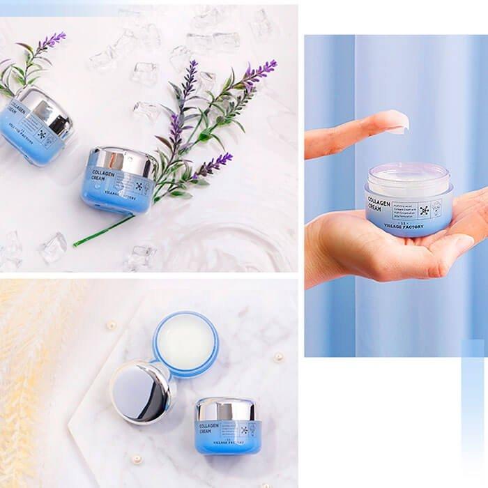 Крем для лица Village 11 Factory Collagen Cream