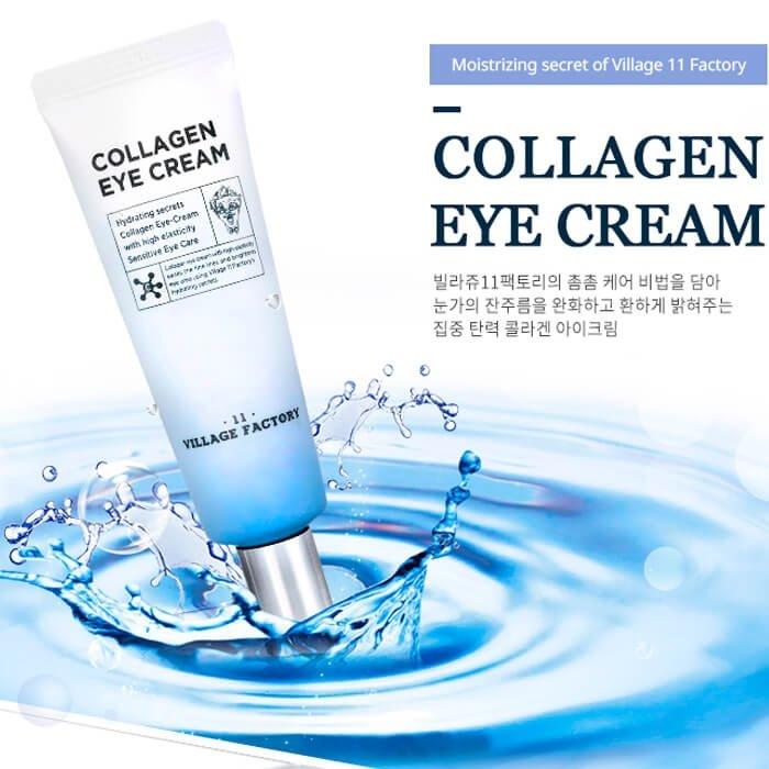 Крем для век Village 11 Factory Collagen Eye Cream