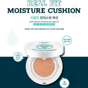 Кушон для лица Village 11 Factory Real Fit Moisture Cushion