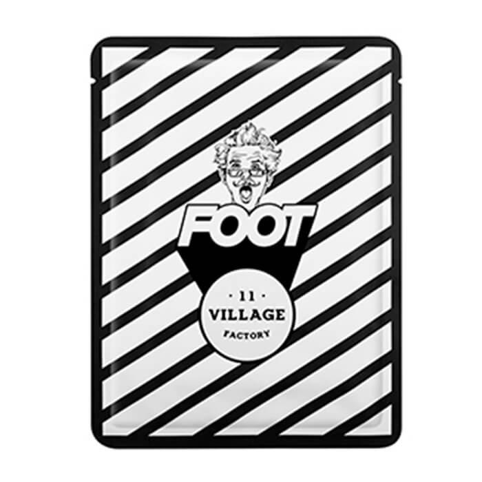 Маска для ног Village 11 Factory Relax-Day Foot Mask