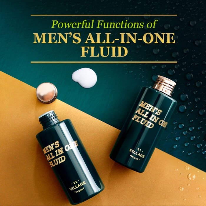 Мужской флюид Village 11 Factory Men's All-in-One Fluid