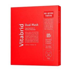 Набор масок Vitabrid C12 Dual Mask Age-defying & Firming (5 шт)