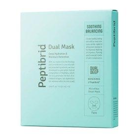 Набор масок Vitabrid C12 Peptibrid Dual Mask Soothing Balancing (5 шт)