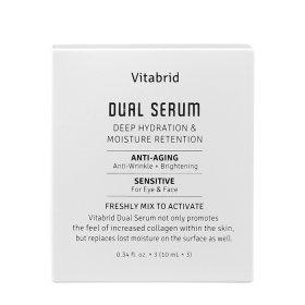 Сыворотка для лица Vitabrid C12 Dual Serum (3х10мл)