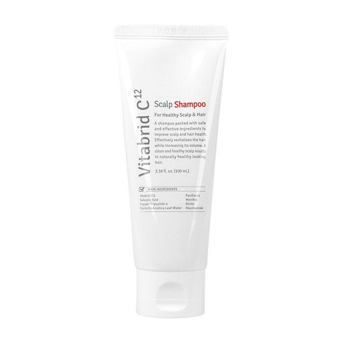 Шампунь для волос Vitabrid C12 Scalp Shampoo (100 мл)