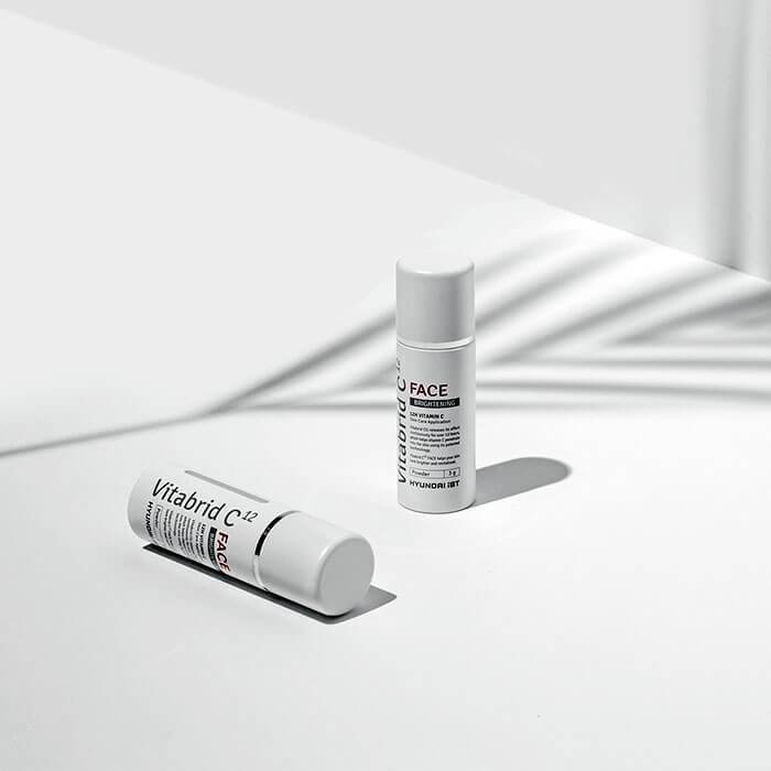 Порошок для лица Vitabrid C12 Face Brightening Powder
