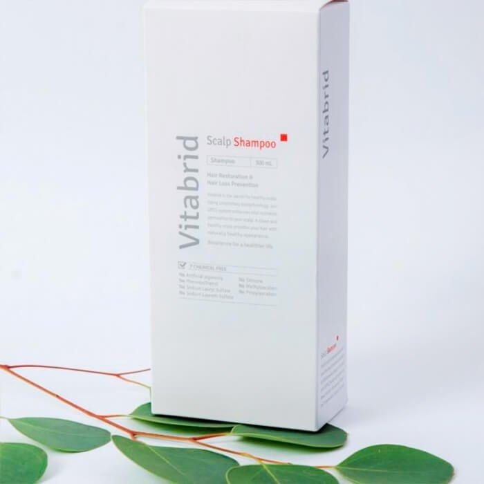 Шампунь для волос Vitabrid C12 Scalp Shampoo (300 мл)