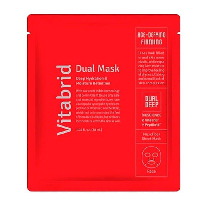 Тканевая маска Vitabrid C12 Dual Mask Age-defying & Firming