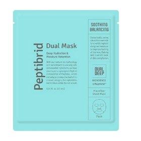 Тканевая маска Vitabrid C12 Peptibrid Dual Mask Soothing Balancing