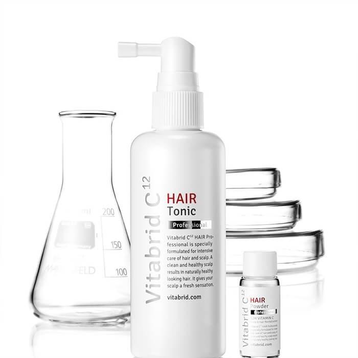 Тоник для волос Vitabrid C12 Hair Tonic Set Professional