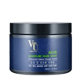Маска для волос Von U Aloe Moisture Hair Mask