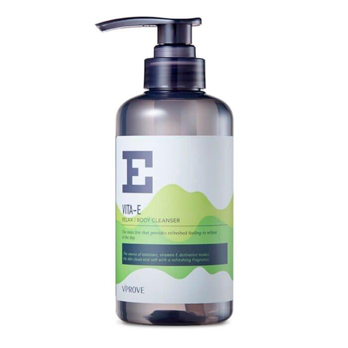 Гель для душа Vprove Vita-E Relax Body Cleanser
