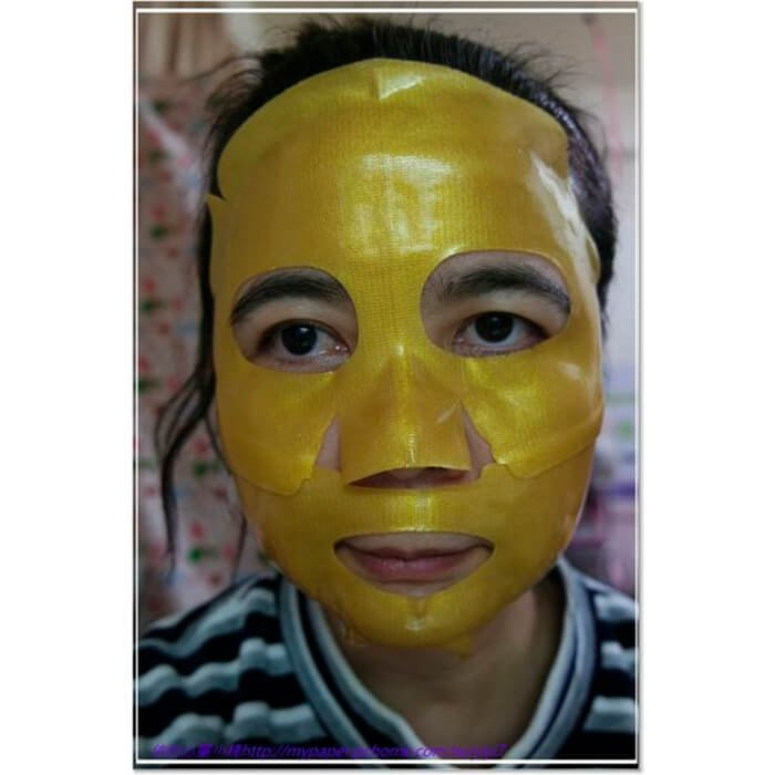 Гидрогелевая маска Vprove Gold Expert 24k Royal Snail Mask