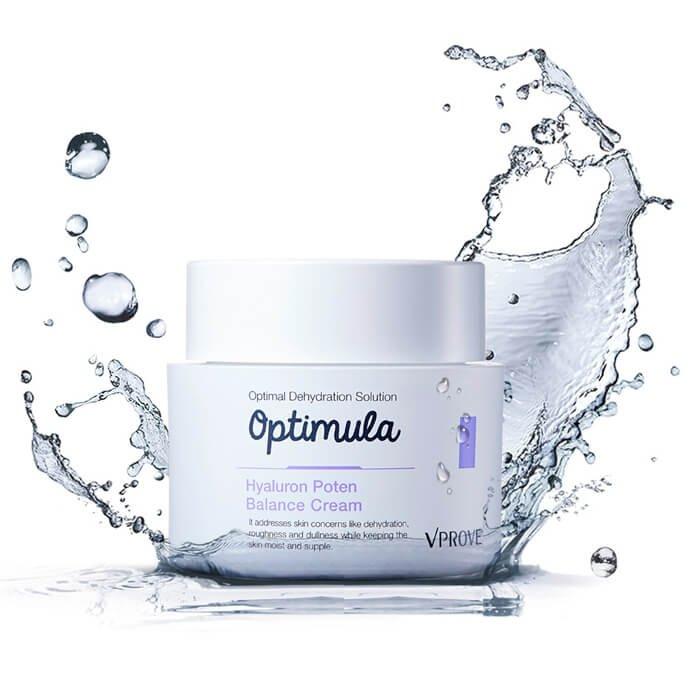 Крем для лица Vprove Optimula Hyaluron Poten Balance Cream
