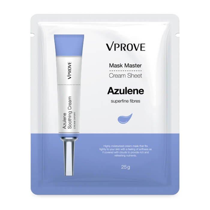 Кремовая маска Vprove Mask Master Cream Sheet Azulene