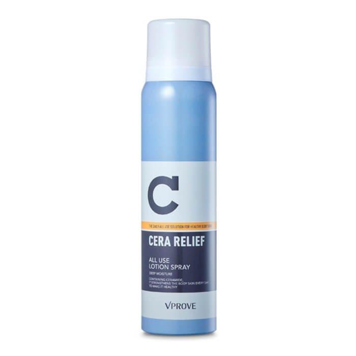 Лосьон для тела Vprove Cera Relief All Use Lotion Spray - Deep Moisture
