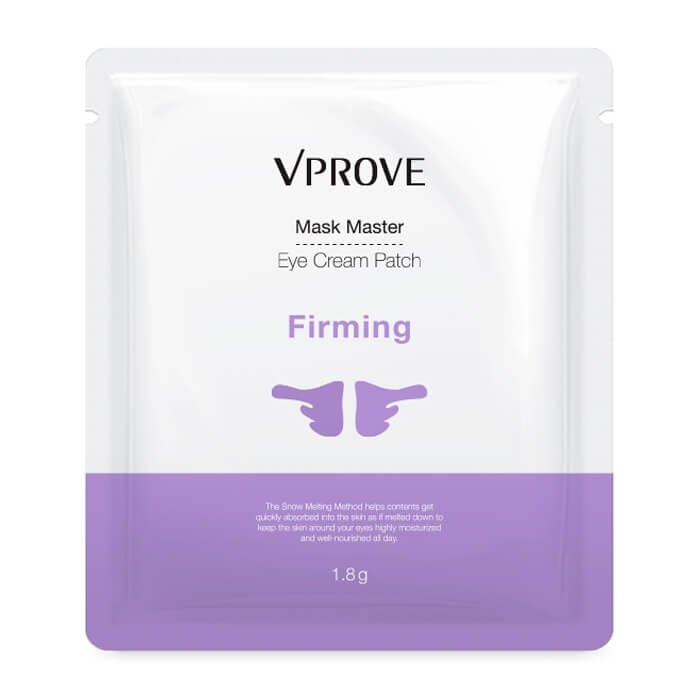 Маска для глаз и щёк Vprove Mask Master Eye Cream Patch Firming