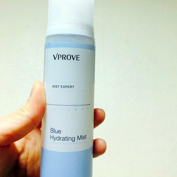 Мист для лица Vprove Mist Expert Blue Hydrating Mist