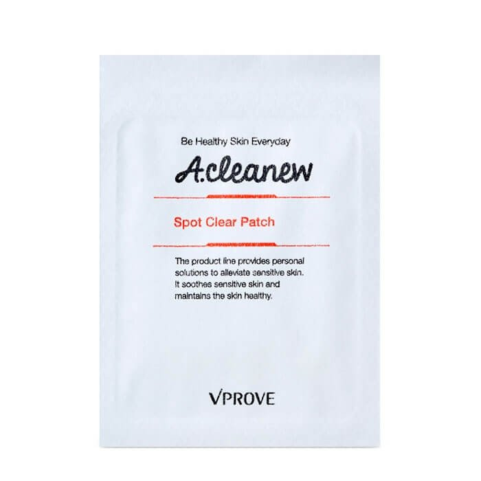 Патчи от воспалений Vprove A-cleanew Spot Clear Patch