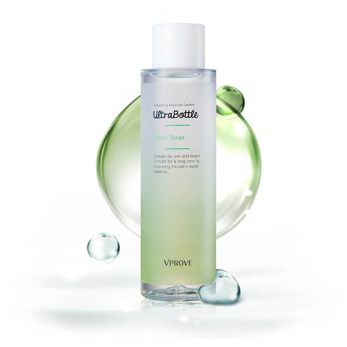 Тонер для лица Vprove Ultra Bottle Fresh Toner