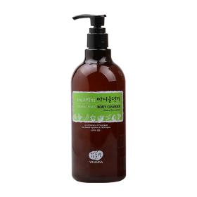 Гель для душа Whamisa Organic Fruits Body Cleanser