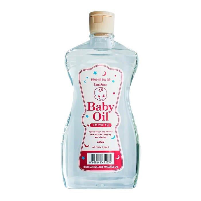 Детское массажное масло White Organia Seed & Farm Baby Oil