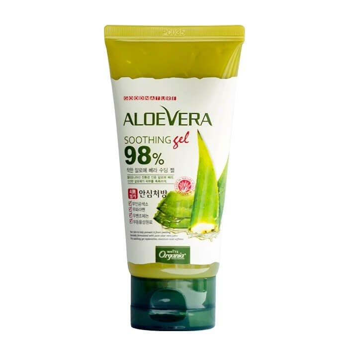 Гель с алоэ White Organia Aloe Vera 98% Soothing Gel (tube)