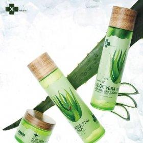 Крем для лица Xaivita Aloe Vera Vitamin Capsule Wrinkle Cream