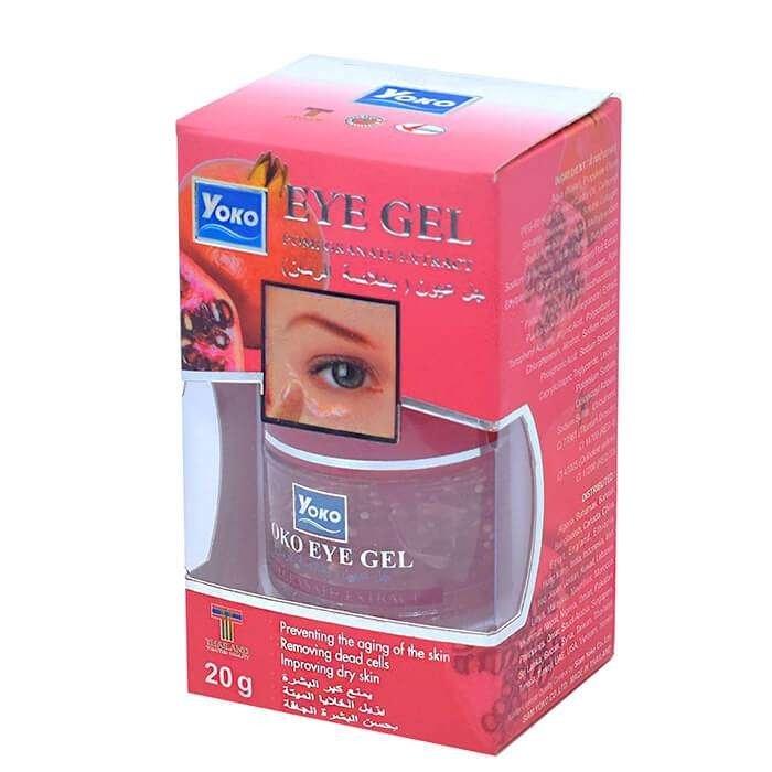 Гель для век YOKO Eye Gel - Pomegranate Extract
