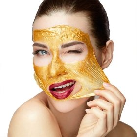 Маска-плёнка Yu.r Gold Peel Off Mask