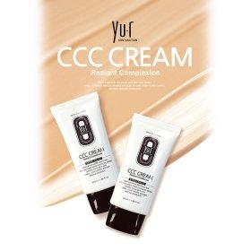 СС крем для лица Yu.r CCC Cream (Light)