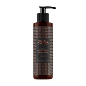Бальзам для волос и бороды Zeitun Black Seed Oil & Ginger Daily Strengthening Conditioner