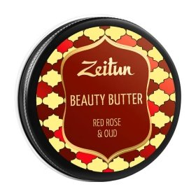 Бьюти-баттер Zeitun Beauty Butter - Red Rose & Oud