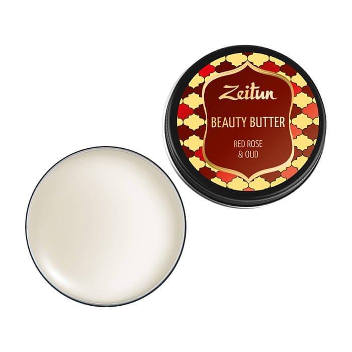 Бьюти-баттер Zeitun Beauty Butter - Red Rose & Oud