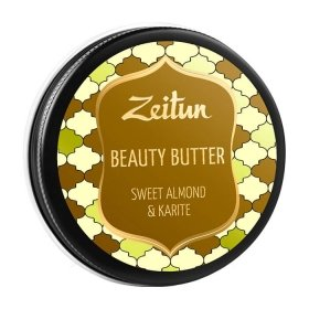 Бьюти-баттер Zeitun Beauty Butter - Sweet Almond & Karite