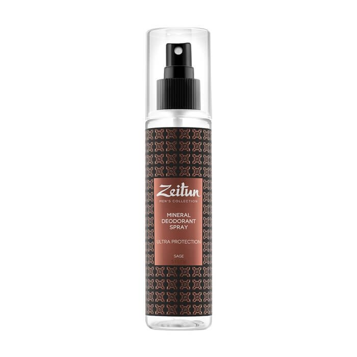 Дезодорант Zeitun Ultra Protection Mineral Deodorant Spray