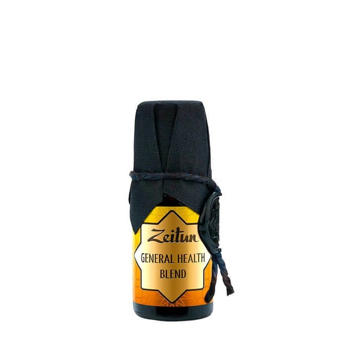 Эфирные масла Zeitun General Health Blend №1