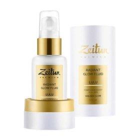 Флюид для лица Zeitun Lulu Radiant Glow Fluid Golden Glow