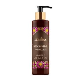Гель для душа Zeitun Grapefruit and Bailun Clay Anti-Cellulite Detox Shower Gel