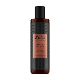 Гель-скраб для душа Zeitun Eucalyptus & Green Tea Exfoliating Body Wash