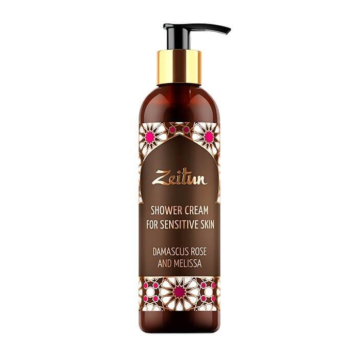 Крем для душа Zeitun Shower Cream For Sensetive Skin