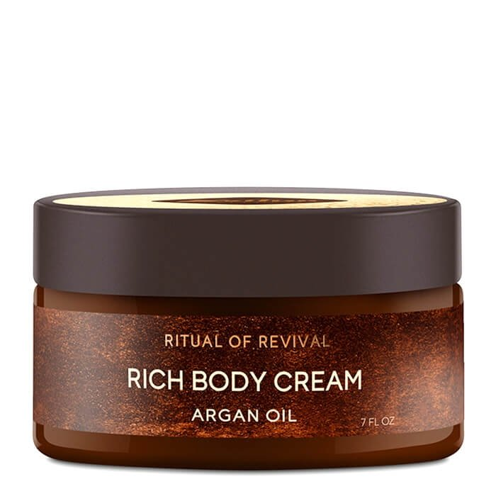 Крем для тела Zeitun Ritual Of Revival Rich Body Cream - Argan Oil