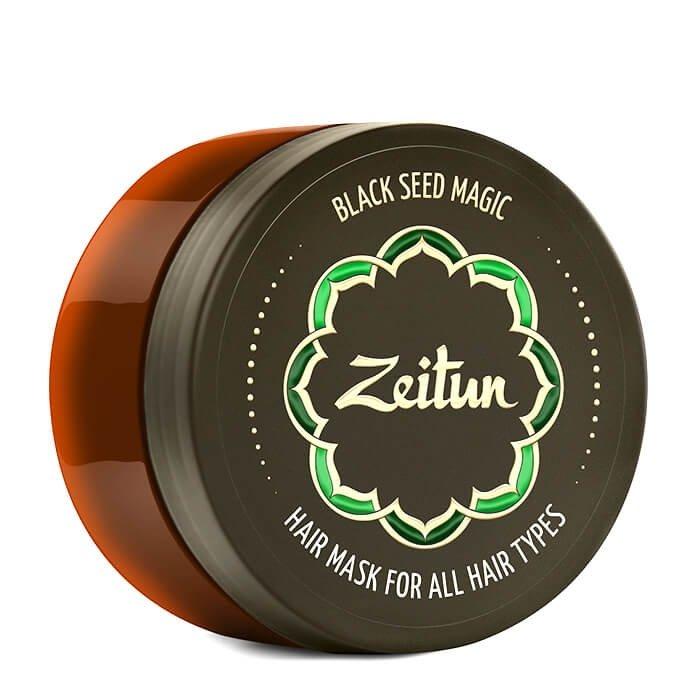 Маска для волос Zeitun Black Seeds Magic Hair Mask
