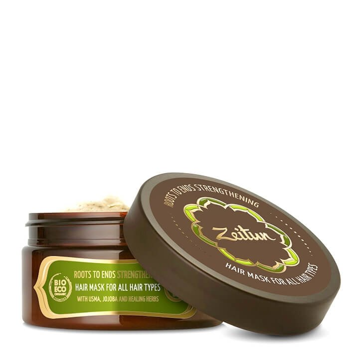 Маска для волос Zeitun Roots To End Strengthening Hair Mask