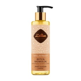 Масло для душа Zeitun Ritual of Delight Bath & Shower Oil