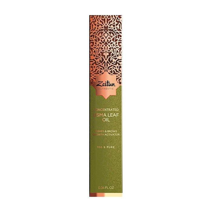Масло для ресниц и бровей Zeitun Concentrated Usma Leaf Oil
