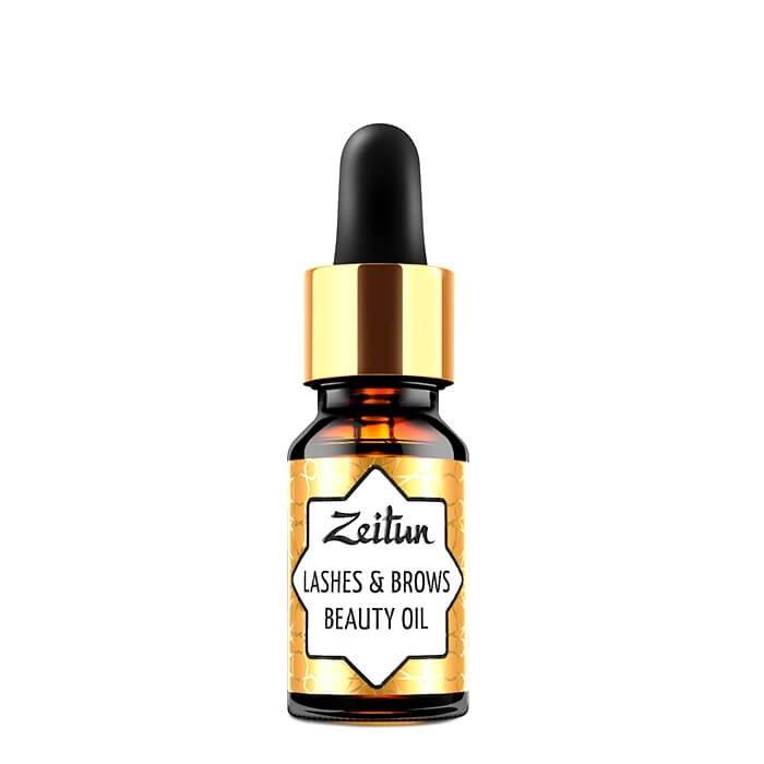 Масло для ресниц и бровей Zeitun Lashes & Brows Beauty Oil (10 мл)