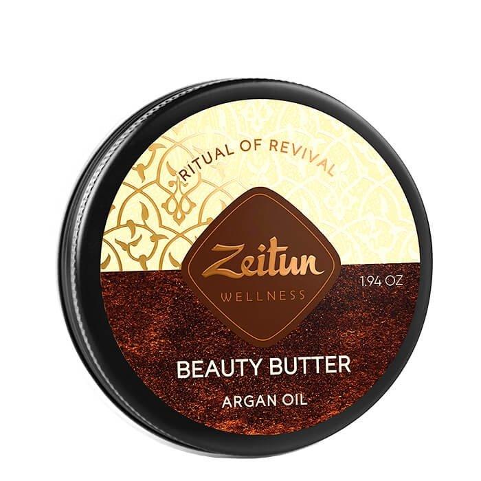 Масло для тела Zeitun Ritual Of Revival Beauty Butter - Argan Oil